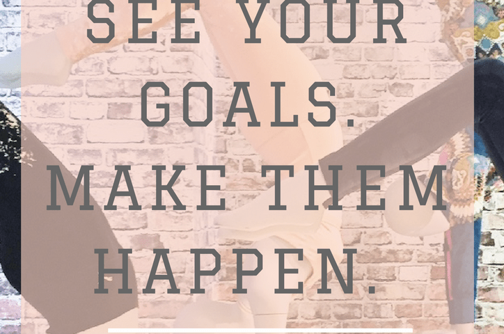 Goal setting is hugely valuable when you want to see achievements. But it's not about picking any goal. It's about goal setting with intention and clarity.