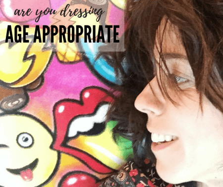 As someone whose never really liked to play by the rules, I find those style bibles - particularly the ones around dressing age appropriate - to be annoying. Read on to find out what to do instead of dressing age appropriately.