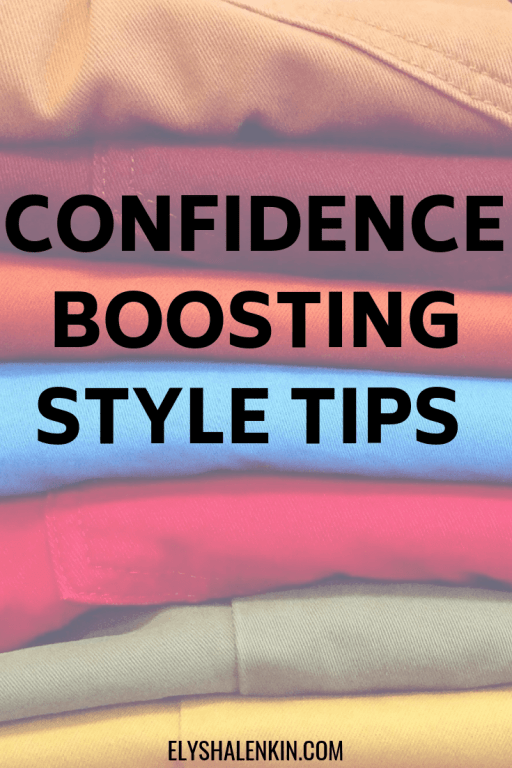 Your style choices can give you a confidence boost! Read on for the 7 tips that help lift you out of your rut and so you feel great about how you look.