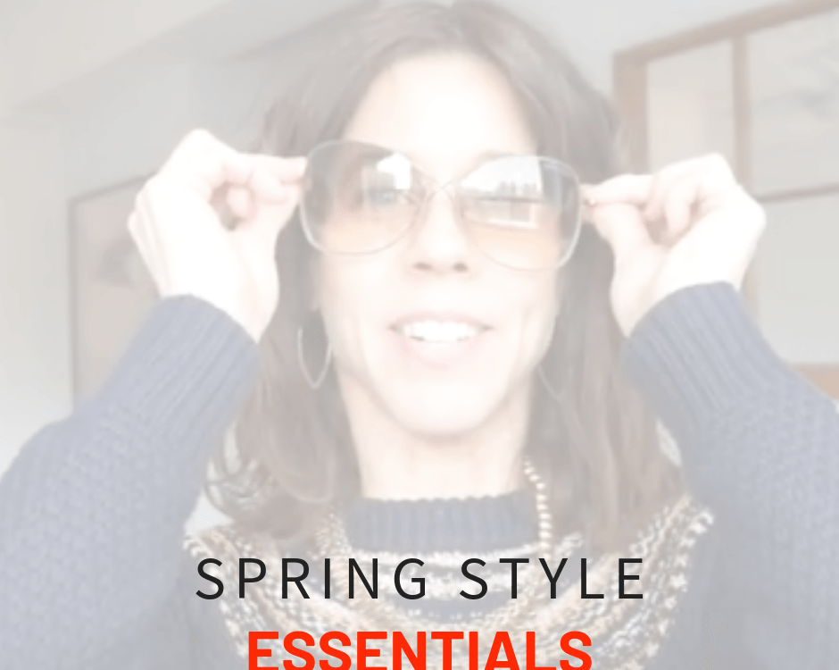 These style tips, shopping suggestions and lifestyle hacks will help you feel lighter and look brighter for spring. You'll be ready to show off your spring style and wardrobe refresh with complete confidence.