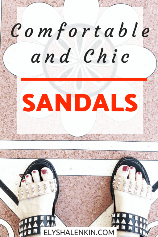 If you're looking to update your style, these fashion tips for sandals that are both cute and comfortable will give you ideas. Here's 5 pairs of summer shoes to inspire your spring or summer style.