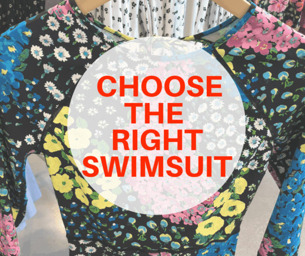 Need help to get summer ready? These style tips will make bathing suit shopping easier. There's also a swimwear round up for every body type. Click through and discover how to prepare for swimsuit season, #swimsuits #womensstyle #bathingsuitshopping #bathingsuits