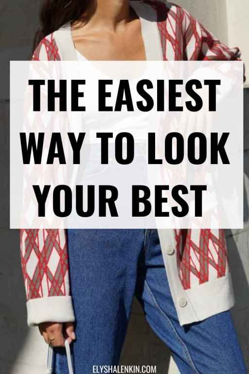 The easiest way to look your best and get good energy