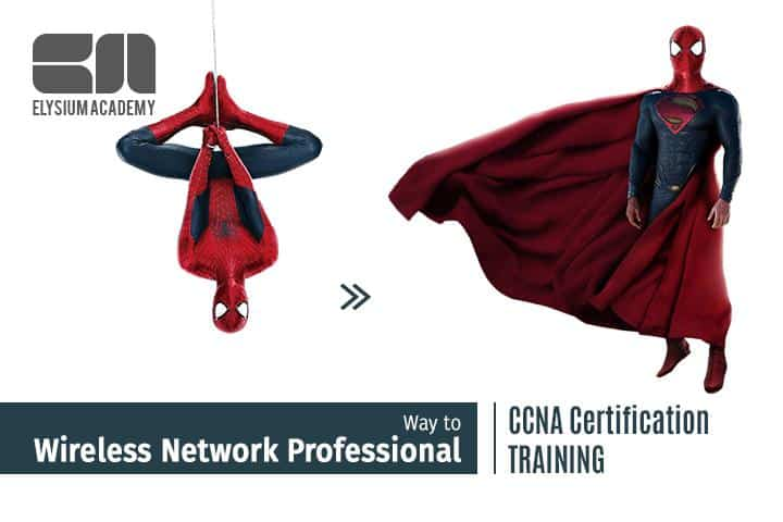ccna certification training for beginers