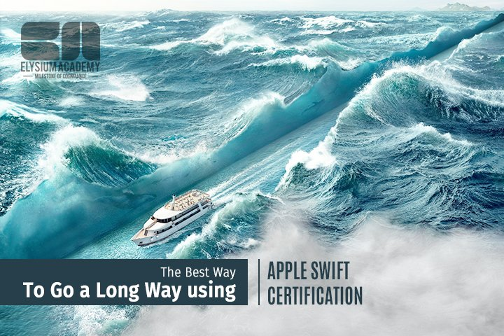 apple swift certification