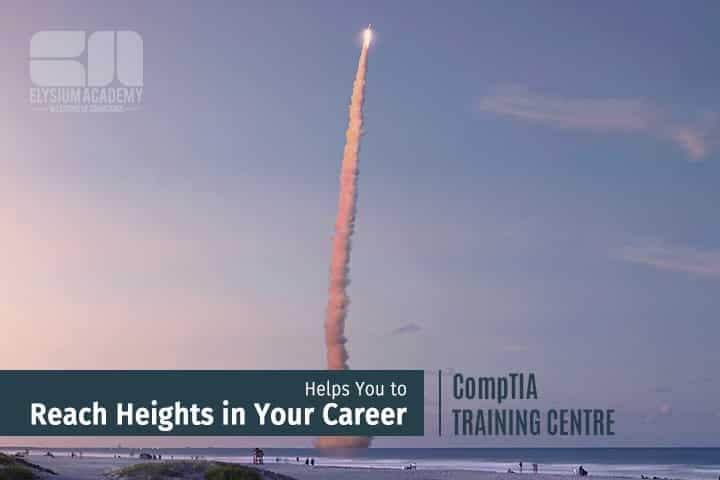 comptia training centre