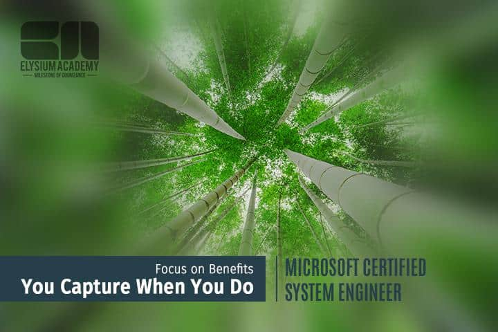 Microsoft Certified System Engineer Climb Up To The Cloud