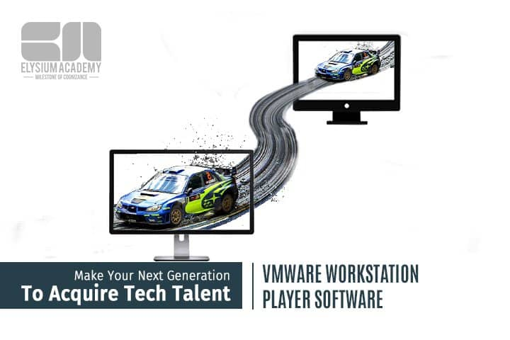 Vmware workstation player software