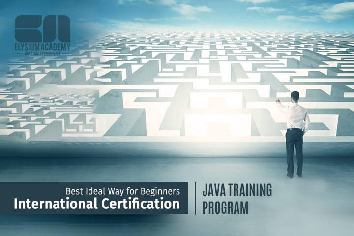 java training program