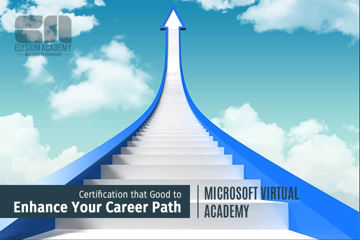 Microsoft Virtual Academy Certification