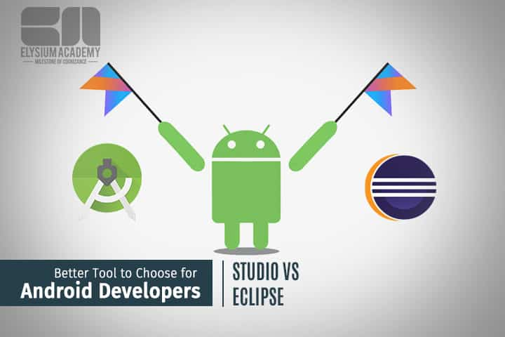 Android Studio Vs Android Eclipse
