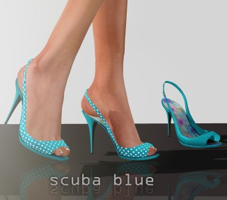 GRace vendor scuba blue