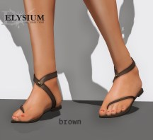 Liloe sandal - brown