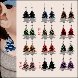 Soes earrings - ad