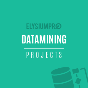Datamining Projects ElysiumPro