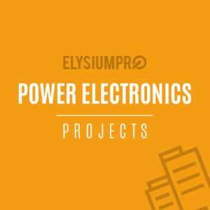 Power Electronics Projects ElysiumPro