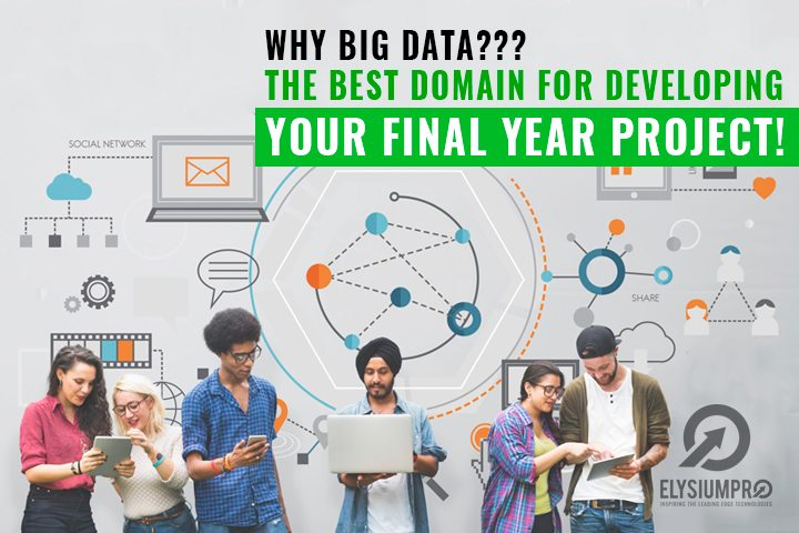 Hadoop big data final year projects