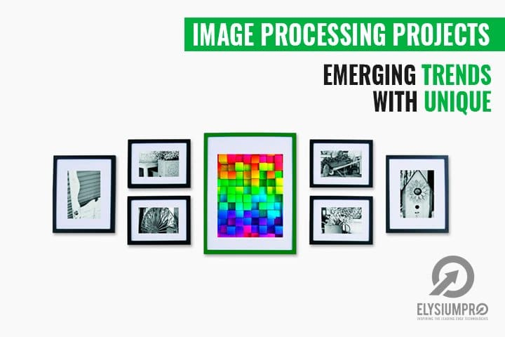 Image Processing Trends
