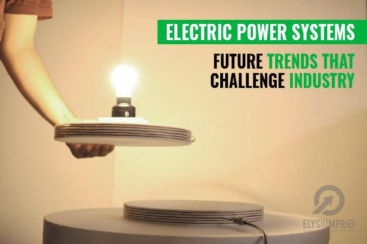 Electric Power System Trends