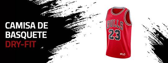 Camisa de basquete Dry-Fit
