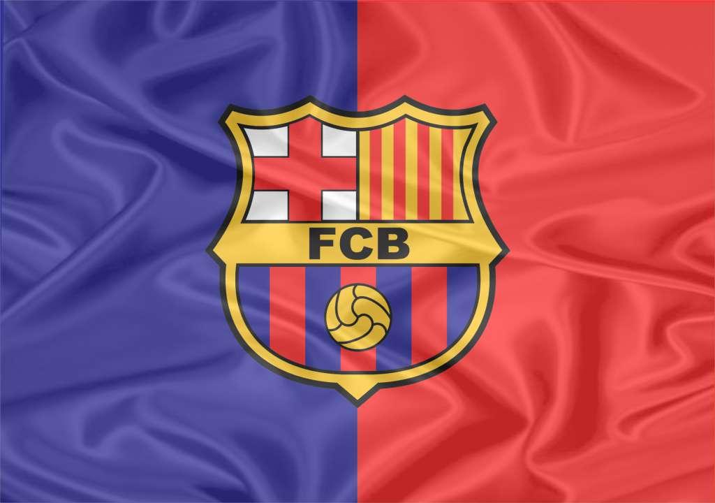 Bandeira do Barcelona
