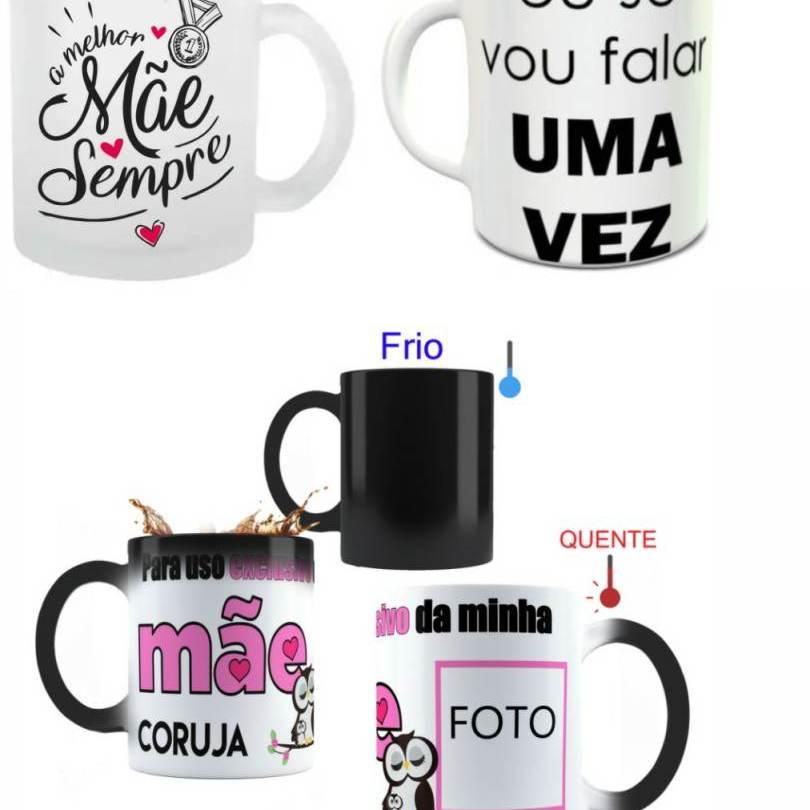 PROMOÇÃO PRESENTE DE DIA DAS MÃES ELYTH FASHION CANECA