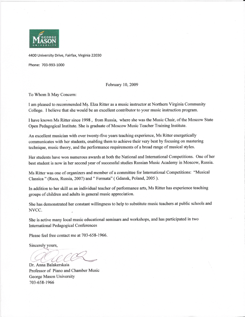 george mason university letter of recommendation form infoletter co