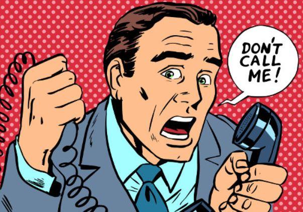 evitar teleoperadoras