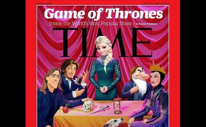 b princesas disney game of thrones elzocco