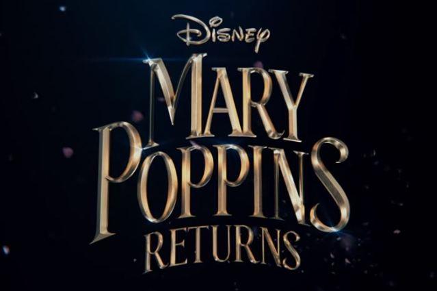 Las primeras imágenes del regreso de Mary Poppins a la pantalla