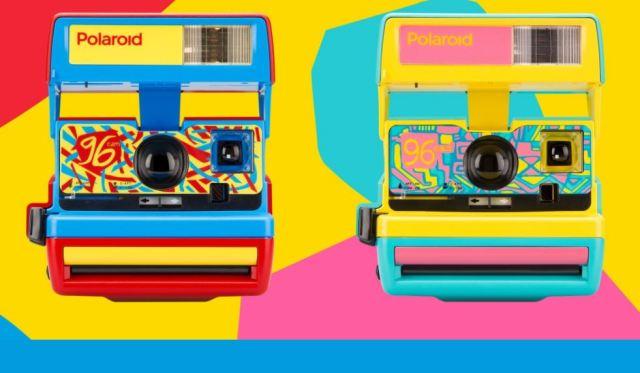 Llega la Polaroid Vintage que te permite revivir la fotografía de los años 90