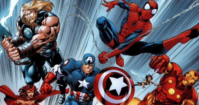 Marvel relanza el cómic de 'Avengers' con personajes de Infinity War