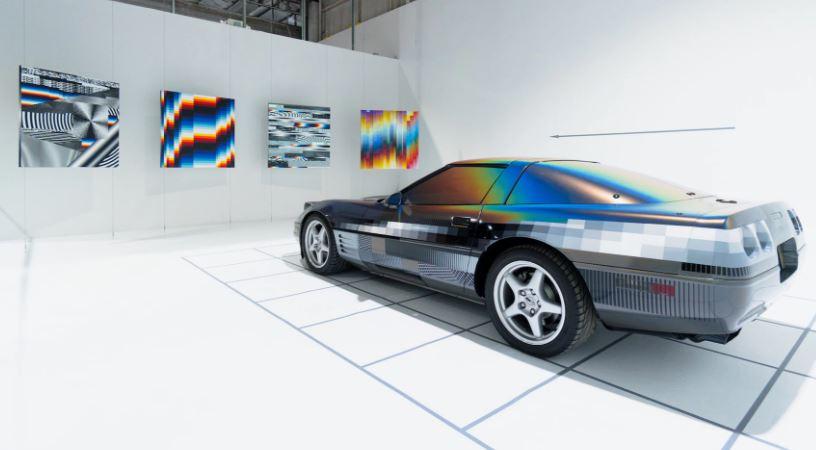 El ULTRADYNAMIC Chevrolet Corvette