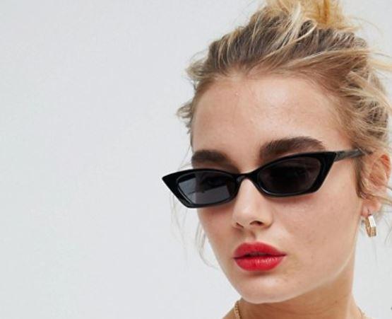 mini gafas de sol