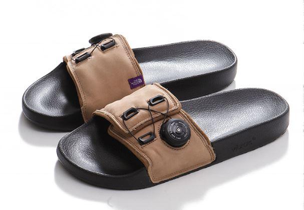 The North Face lanza unas sandalias de cuero con un cierre sistema atop