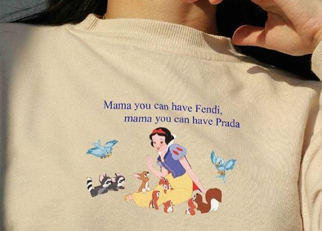 camisetas de parodias