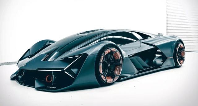 Un híbrido Lamborghini LB48H podría estar en camino