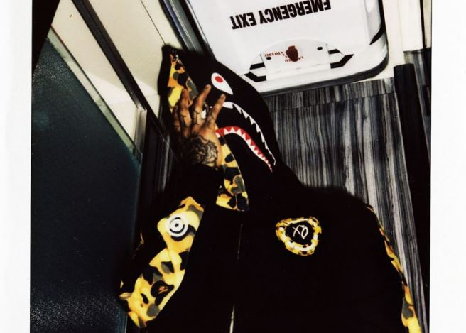 The Weekend x BAPE