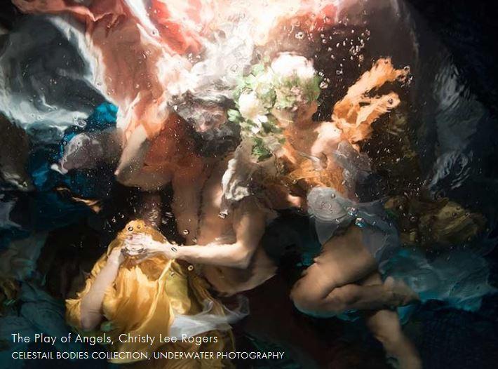 fotografia subacuática artística
