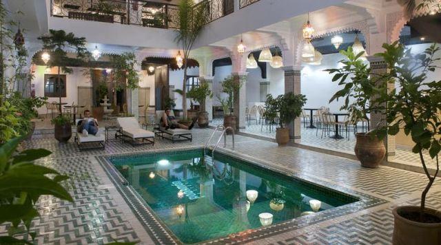 Uno de los hoteles instagrameables y más bellos de Marruecos por tan solo 13€