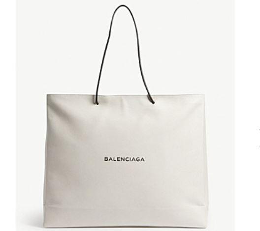 El bolso de compra Balenciaga con el que fingir que sales de comprar en su tienda por 1.330€