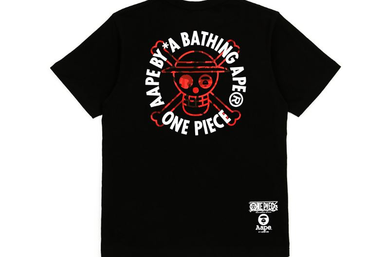 One Piece x AAPE