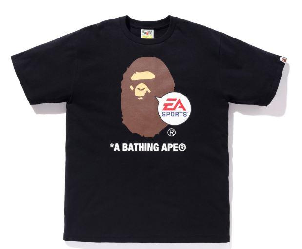 BAPE x EA