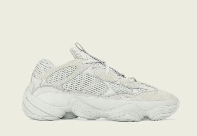 Las adidas YEEZY 500 Salt ya tienen fecha de lanzamiento oficial