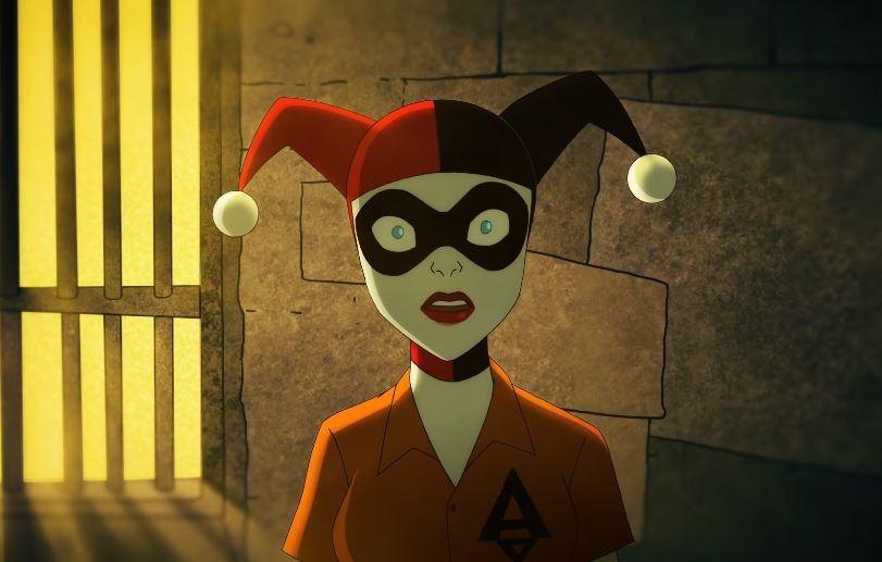 voz de Harley Quinn