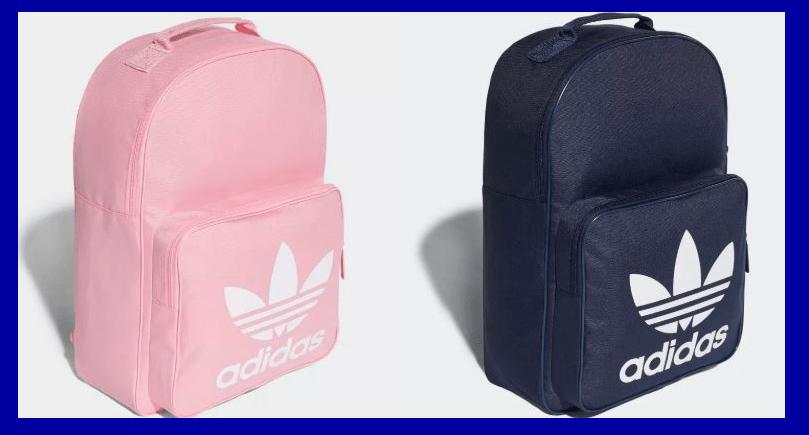 mini mochila adidas