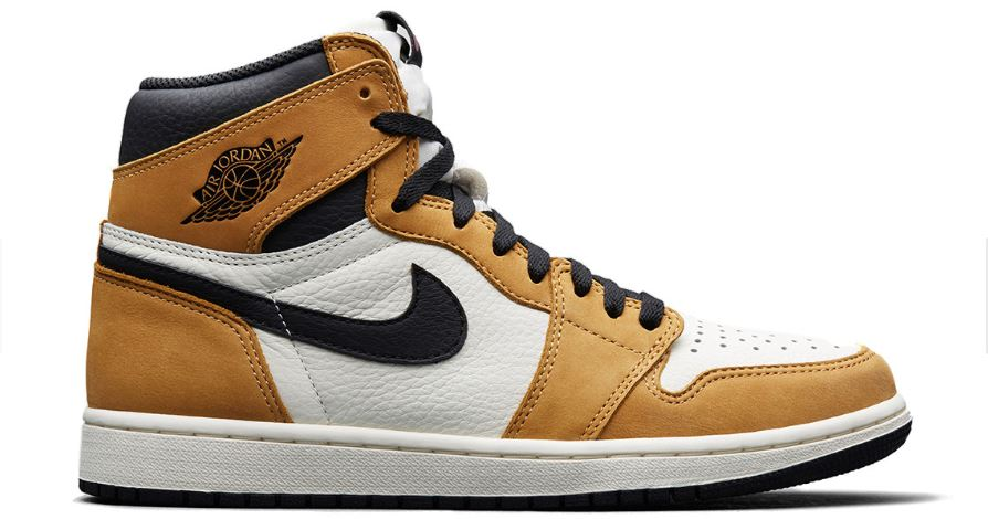 AJ1 Retro High OG Rookie Of The Year