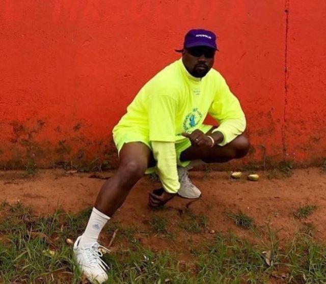 Los regalos de Kanye West : YEEZY BOOST 350 V2 para niños de Uganda
