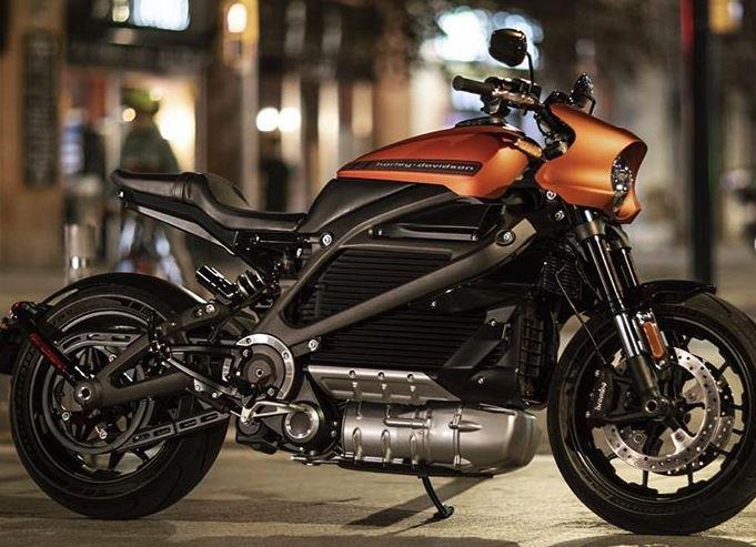 Harley Davidson eléctrica