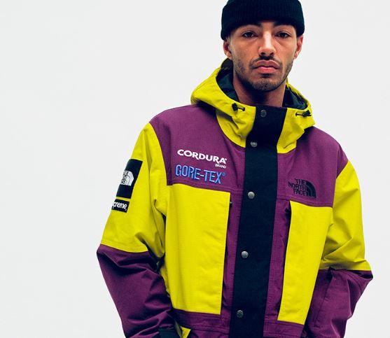 Nueva colección Supreme x The North Face Otoño 2018